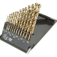 GRAPHITE Vrták do kovu HSS-TiN sada 1,5 - 6,5 mm, 13 ks