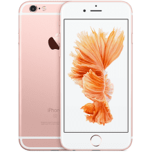 Apple iPhone 6s 128 GB (ružový)