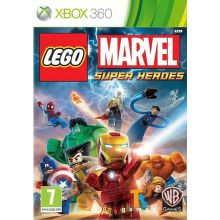LEGO Marvel Super Heroes Class - hra pre Xbox 360
