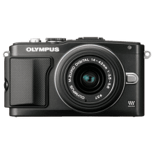Olympus Pen E-PL6 + 14-42 II R Kit (čierny)