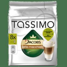 Tassimo Jacobs Latte Macchiato (8ks)