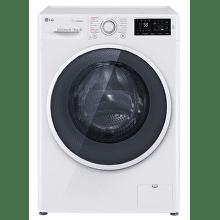 LG F84U2TDH0N, parná práčka so sušičkou