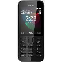 Nokia 222 Dual SIM (čierny)
