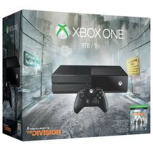 Xbox One 1TB + Tom Clancy´s The Division