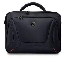 """PORT Courchevel Clamshell (čierna) - 17.3"""" taška"""