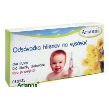 ARIANNA Odsávačka nosových hlienov, pre deti, pripojiteľná kvysávaču