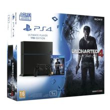 Sony PlayStation 4 1TB Uncharted 4: A Thief's End, PS719802655