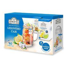 Ahmad Ľadový čaj (40ks) +pohár