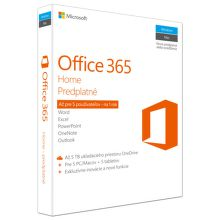 MICROSOFT Office 365 Home SK + Monopoly