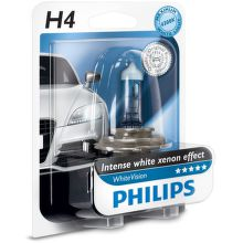 PHILIPS LIGHTING H4 WhiteVision