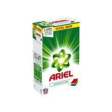 Ariel prací prášok White & Color 6 kg, 80 praní