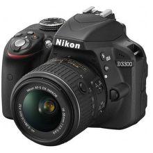 Nikon D3300 + AF-P DX 18-55 II