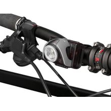 LED LENSER B5R + B2R LED, Sivé + zadné svetlo