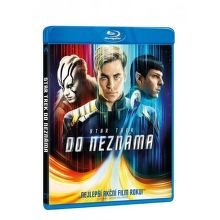 Star Trek: Do neznáma - Blu-ray film