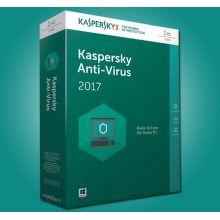 Kaspersky Anti-Vírus 2017 1PC/12 mesiacov