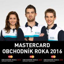 Podporte nás v ankete MasterCard Obchodník roka a vyhrajte