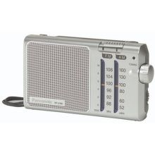 Panasonic RF-U160 (strieborné)