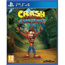 Crash Bandicoot N Sane Trilogy - PS4 hra