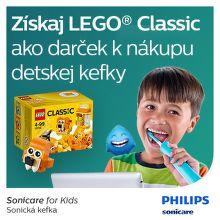 LEGO ako darček k zubnej kefke Philips Sonicare