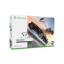 Microsoft Xbox One S 500 GB biely + Forza Horizon 3