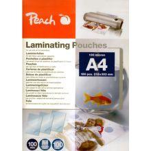 Peach PP500-02, 100ks A4 laminovacie fólie