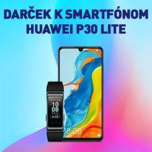 Darček k smartfónom Huawei