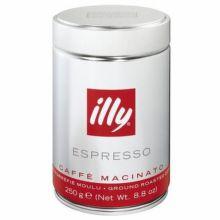Illy Espresso mletá káva (250g)