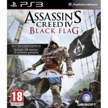 PS3 - Assassins Creed IV Black Flag