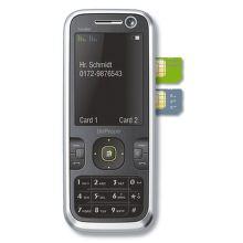 Dual SIM mobily