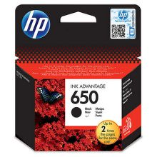 HP CZ101AE No.650 black - atrament
