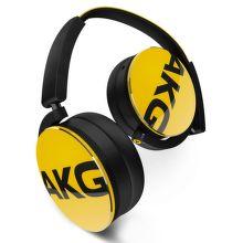 AKG Y50 (čierno-žltá)