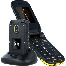 MyPhone Hammer BOW Plus čierny