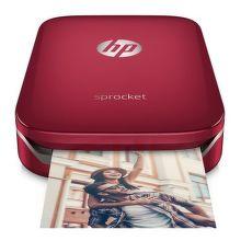 HP Sprocket Z3Z93A červená