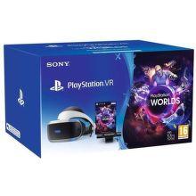 Sony PlayStation VR + Kamera v2 + VR Worlds