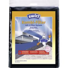 SWIRL 1600035 kombi filter, do digestora