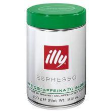 Illy Espresso Decofein zrnková káva (250g)