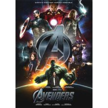 DVD F - Avengers