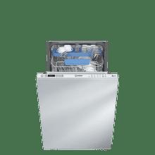 Indesit DISR 57M94 CA EU, plne integrovaná umývačka 45 cm