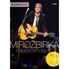 DVD H - Miro Žbirka: Happy Birthday 2DVD