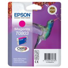 EPSON T0803 magenta (kolibrík) - atrament