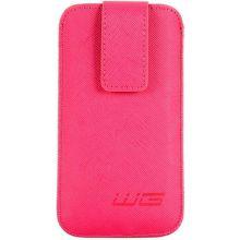 WINNER puzdro Pure ružové veľ. 10 iPhone 5/5C/5S