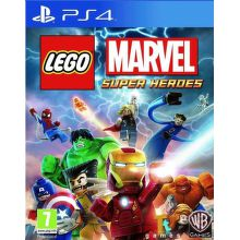 LEGO Marvel Super Heroes - hra pre PS4