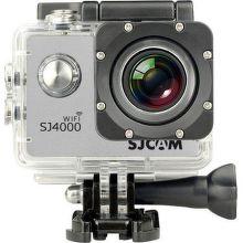 Sjcam SJ4000 WIFI (strieborná)
