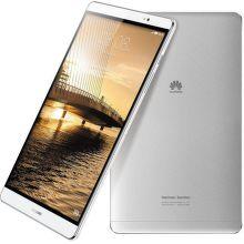 Huawei MediaPad M2 8.0 Wi-Fi 16GB 2GB RAM (strieborný)