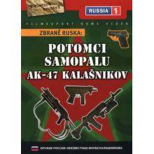 Zbraně Ruska: potomci samopalu AK-47 Kalašnikov - DVD film