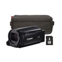 Canon Legria HF R706 Essentials KIT (čierna)