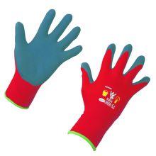 Freund Victoria Detské záhradné rukavice 5-8