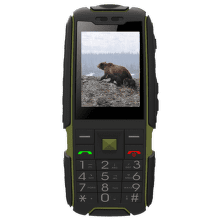 Aligator RX20 eXtremo, AR20BGN (čierno zelený)