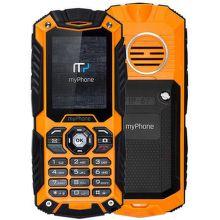 myPhone Hammer Plus (oranžová)