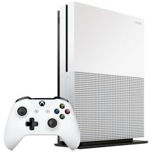 Microsoft Xbox One S 500 GB + Battlefield 1 (biela)